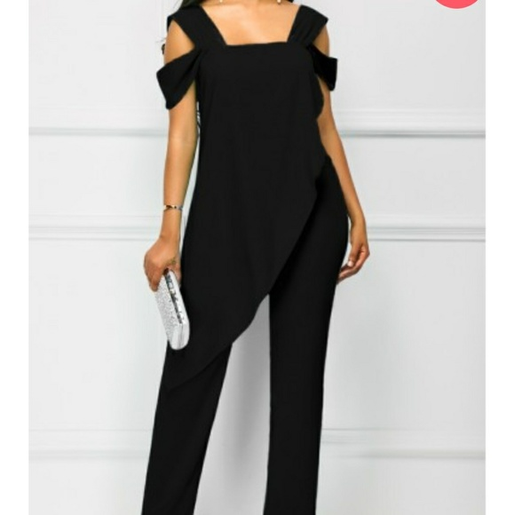 Ordered Online From Roswae Other One Piece Dressy Jumpsuit Never